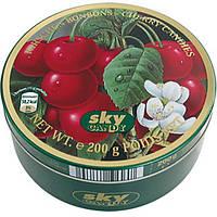 Леденцы (конфеты) Bonbons Cherry  (вишневый вкус) Sky  Германия 200г