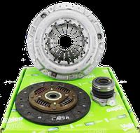 Набор (комплект) сцепления (полный) Лачетти 1,8 VALEO (корзина+диск+выжимной) V834056