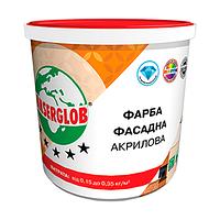Краска Anserglob фасадная акриловая (15кг)