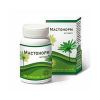 """Фитовит  """"Мастонорм"""" (Таблетки) при мастопатии, предменструальный синдром, при воспалении яичников"""