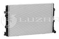 Радиатор охлаждения Тигуан Volkswagen Tiguan 1.4/2.0 (08-) АКПП/МКПП 5N0121253P