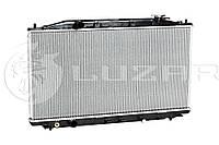 Радиатор охлаждения Honda Accord Хонда Акорд 2.4 (08-) МКПП 19010-RL5-A01