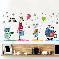 Мультфильм автомобилей стены наклейки Дети Мальчики Комната Детский сад Школа Декоративные наклейки стены 45 * 30 см