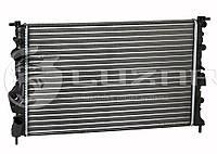 Радиатор охлаждения Renault MEGANE I (95-) 1.4i / 1.6i / 2.0i / 1.9dTi (LRc 0935) Luzar