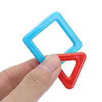 64PCSМагнитныйконструкторстроительныхблоковDIY Пластиковые кирпича Ассамблеи Просветите игрушки для детей