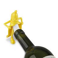 KCASA SP-004 Funny Mr.Banana Wine Stopper Новинка Бар Набор Винная пробковая бутылка Plug Perky Интересные подарки