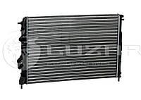 Радиатор охлаждения Renault MEGANE I (98-) A/C 1.4i / 1.6i / 2.0i / 1.9dTi (LRc 0942) Luzar