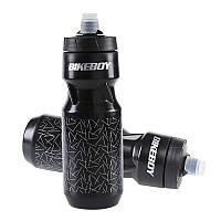 BIKEBOY 750ML Велосипедные водные бутылки Спорт На открытом воздухе Большая емкость Кубок Горный велосипед бутылки воды