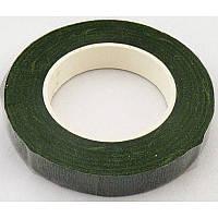 Флористическая лента (цвет: темно-зеленый)