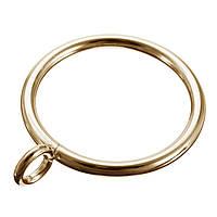10шт Металлические занавески Кольца Драпировка Висячие кольца для глаз 3 цвета для 38-мм полюса
