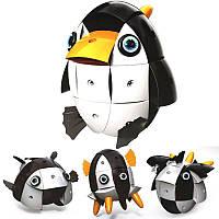 Parcae NS002 90 штук Магнитный Волшебный Шарик Мудрости Черный Белый Блок Пингвинов Различные Деформационный Подарок