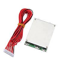 13S 48V 20A Литий-ионная литиевая батарея PCM PCM Батарея Плата защиты BMS+кабель