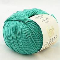 Gazzal Baby Cotton №3426 изумруд