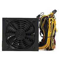 2000W 170-240V Mining ATX Gold Power Supply для 8 GPU ETH BTC Ethereum