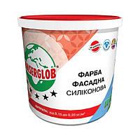 Краска фасадная силиконовая Anserglob (7,5кг)