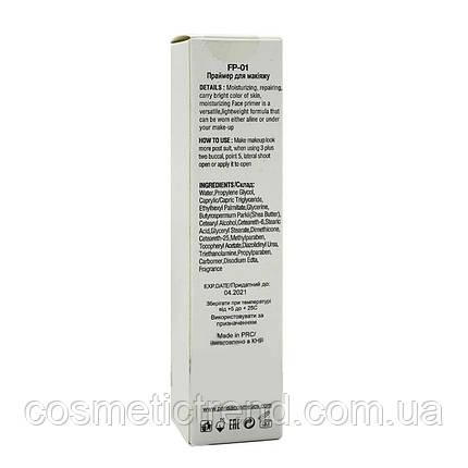 Parisa Cosmetics Праймер для лица FP-01 Face Primer с BB-кремом (прозрачный) 25ml , фото 2