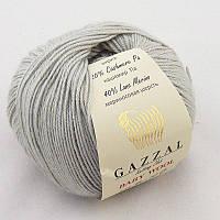 Gazzal Baby Wool №817 светло серый