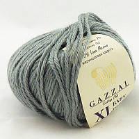 Gazzal Baby Wool XL №818 серый