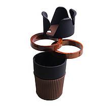 Универсальный многофункциональный ABS Легкий Авто держатель телефона Держатель бутылки напитков, фото 2