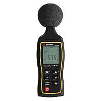 SNDWAY SW-523 LCD Цифровой измеритель уровня шума звука Цифровой измеритель уровня звука Подсветка 30-130dBA 1,5 дБ Точность