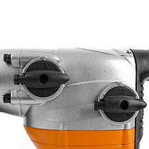 Перфоратор 1300Вт, 3 режима, 730 об/мин,4100 уд/мин WT-0151 Intertool, фото 2
