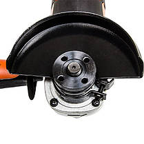Шлифмашина угловая, 500Вт,диаметр круга 115 мм,11000об/мин WT-0201 Intertool, фото 2