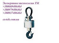 Весы крановые беспроводные ВКЕ-21П-20, до 20000 кг
