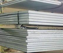 Алюминиевая плита 45 мм дюралевая Д16Т 1500х4000 мм (2024 Т351), фото 2