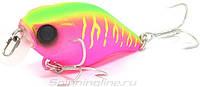 Воблер Jackall Chubby 38мм 4г Dragon Fruit Mat Tiger Floating