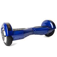 "Гироборд-скутер электрический. 4400 мАч, колеса 8"". Blue"