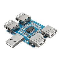 5 штук USBHUB USB2.0 Hub USB Extension Module