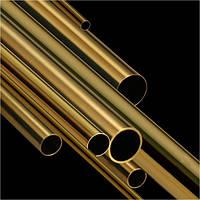 Латунная труба ф 10х1.5мм Л63 мерная  ГОСТ цена купить доставка, ООО Айгрант порезка, по розмерам.