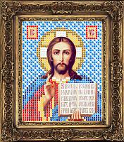 Набор иконы для вышивки бисером - Господь Вседержитель, Арт. ИБ6-5