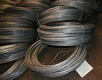 Проволока ВР-1 фØ 1, 2, 3, 4, в бухте ГОСТ 6727  бухта 3пс Проволока ВР-1 Ø4 в бухте купить цена сталь, проволка.