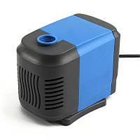 60W погружной Насос Fish Tank Аквариум Mini Cylinder Micro Насос Loop Filter Насос Ультра-тихий