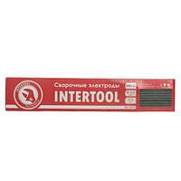 Электроды сварочные, Ø 3 мм, уп. 2,5 кг. EW-0325 Intertool