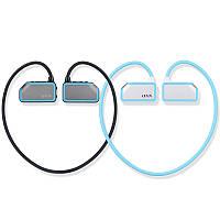 ONN X3 Водонепроницаемы 8GB Wireless Sport Bluetooth Музыкальный плеер MP3 с наушниками HiFi
