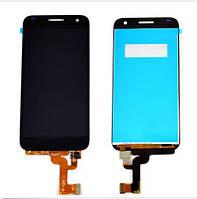 LCDДисплей+сменныйсенсорныйэкран Замена с Набор для HuaweiAscendG7