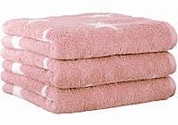Полотенце махровое Zvezda pink