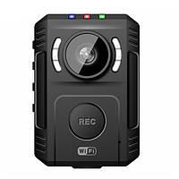 LIWEIDIER HD900 Новатэк Wifi 1080P HD 12 мегапикселей 1.5in инфракрасное зрение 120-градусная полиция безопасности тела камера детектор движе