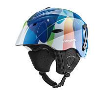 ROCKBROS Велосипед Integral Cast Сноуборд-шлем Термальный сверхлегкий дышащий велосипедный лыжный шлем