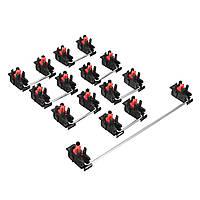 Механический Клавиатура Пластина Монтируемый стабилизатор 6.25u Модификатор клавиши Пробел для 104 / 108Keys - 1TopShop