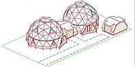 Проектирование купольных домов