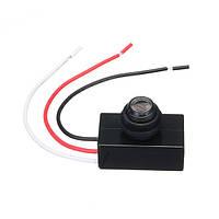 5 штук AC 80V-277V 110V 220V Мини-фотоэлектрический переключатель Фотоэлемент Сумерки для Dawn Automatic Лампа Switching Датчик Светодиодный