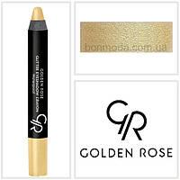 Тени-карандаш для век Golden Rose Glitter Eyeshadow Crayon № 53, фото 1