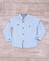 Рубашка в классическом стиле