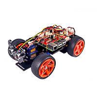 SunFounder PiCar-S Raspberry Pi Smart Robot Авто Набор Язык графического визуального программирования Elec