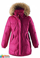 Куртка зимняя для девочки Reima Sula 531298, цвет 3920