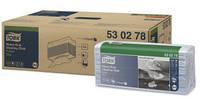 Повышенной прочности  нетканый материал Tork в салфетках. Для пищевой промышленности 530278