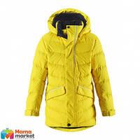 Куртка-пуховик зимняя детская Reima JANNE 531295, цвет 2390